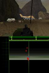 Call of Duty 4: Modern Warfare Nintendo DS Enemy has a Hind.
