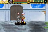 Advance Guardian Heroes Game Boy Advance Duel - VS mode against CPU. Simple, but fast and funny fighting option.