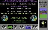 Australian Rules Football Commodore 64 Title Screen