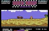 Beach Buggy Simulator Commodore 64 Buggy Action