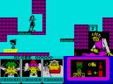 Count Duckula 2 Featuring Tremendous Terence ZX Spectrum First screen