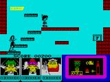 Count Duckula 2 Featuring Tremendous Terence ZX Spectrum Third screen