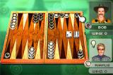 Ultimate Brain Games Game Boy Advance Here is backgammon...