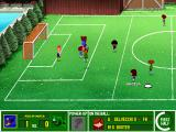 Backyard Soccer Windows Hey, that's my goal! Get away from it!