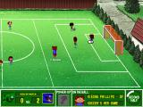 Backyard Soccer Windows Dante makes sure to get it away from my goal.