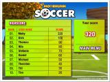 Crazy Chicken: Soccer Windows Game score