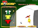 Pet Soccer Windows Choose players outfit