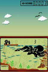 Game & Watch Collection 2 Nintendo DS Tallying sacks of loot back in the safety of the dinghy.