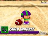 Backyard Football Windows Pablo wins us another!