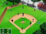 Backyard Baseball 2001 Windows ...and Pete immediately gets him out.