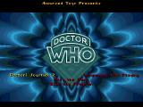Doctor Who Amiga Title Screen