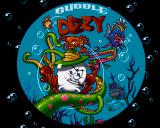 Bubble Dizzy Amiga Title screen 2