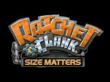 Ratchet & Clank: Size Matters PlayStation 2 Title Screen