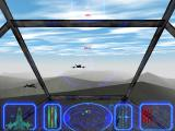 Star Wraith 2 Windows A mission in the atmosphere of a planet.