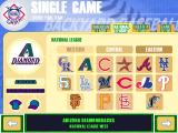 Backyard Baseball 2003 Windows Team selection