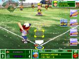 Backyard Baseball 2003 Windows Stephanie may be having a bad day, but a Screaming Line Drive never fails.