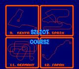 Cyber Spin SNES Select course.