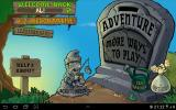Plants vs. Zombies Android Main menu