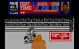 Frank Bruno's Boxing DOS Introducing Crusher to the canvas (Amstrad)