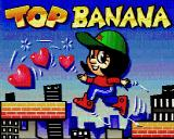 Top Banana Acorn 32-bit Title screen