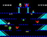 Sorcery BBC Micro Your only choice is to kill the bird with your sword before it unleashes its fiery breath
