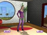 YooStar Fashion Salon Windows When the makeover is complete the overall look can be assessed. From here the player gets to select the Dramatic Resolution button