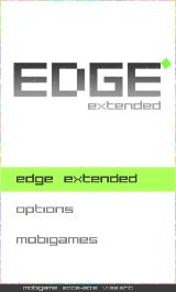 Edge Extended Android Title / main menu