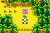 Frogger's Adventures 2: The Lost Wand Game Boy Advance Once open, the bonus level warp looks like this (above Frogger)