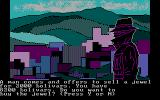 The Spy's Adventures in South America DOS Looks like Mr. Shady here wants to trade
