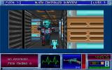 Blake Stone: Aliens of Gold DOS Zombie-alien? So weird...