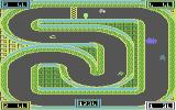 3D Stock Cars II Commodore 64 Racing Action