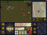Warhammer: Shadow of the Horned Rat Windows 3.x Bloody massacre