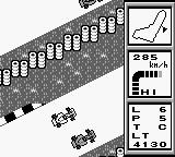 World Circuit Series Game Boy That car at the top of the screen. No comments.