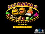PacMania II Windows Title screen