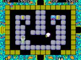 Pit Pot: The Magical Castle SEGA Master System No tiles to stand on