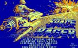 Space Racer Thomson TO Title screen