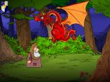 The King's Secret Windows 3.x Meeting with the dragon