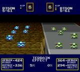 Military Madness TurboGrafx-16 We must defeat enemies and gain bridge!