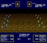 Military Madness TurboGrafx-16 Infantry attempts to overcome