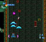 Blazing Lazers TurboGrafx-16 Good weapon massacres enemies