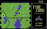 Firezone Commodore 64 Heat of the Battle.