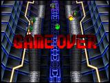 Star Soldier: Vanishing Earth Nintendo 64 Game Over
