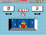 Wonder Boy in Monster Land SEGA Master System Have a drink at the local bar, and get a hint about what lies ahead.
