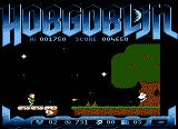 Hobgoblin Atari 8-bit Key to defeating these is to collect items that extend your throwing range beyond that of the enemies