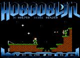 Hobgoblin Atari 8-bit Watch out for the spikes at the bottom