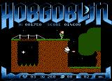 Hobgoblin Atari 8-bit Another difficult-to-time jump