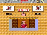 "Wonder Boy in Monster Land SEGA Master System ""Which armor do you want to buy today?"""