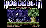 Hobgoblin Commodore 64 Hunted by a ghost