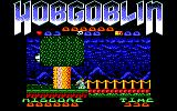 Hobgoblin Amstrad CPC Starting out