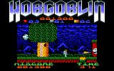 Hobgoblin Amstrad CPC A head in the ground fires at you